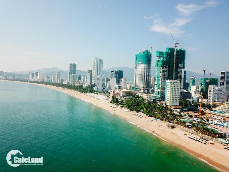 Đại gia địa ốc Sài Gòn tiến về phía biển