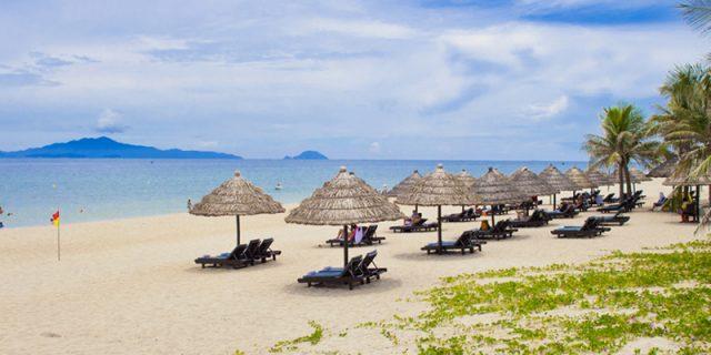"""Những bãi biển đẹp đang được xem là """"cánh tay nối dài"""" cho chiến lược phát triển loại hình du lịch tại Hội An"""