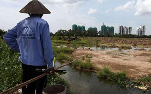 Bắc Giang tập trung giao đất ở và kinh doanh dịch vụ cho dân bị thu hồi đất nông nghiệp