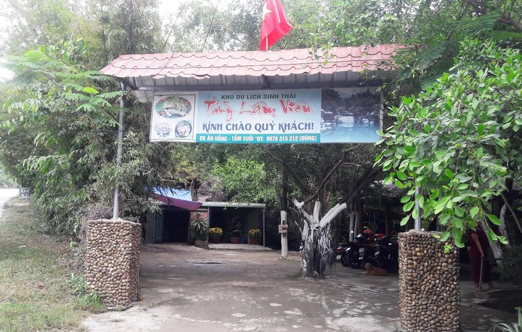 Đà Nẵng: Bất chấp lệnh cấm, khu du lịch trái phép vẫn tiếp tục xây dựng