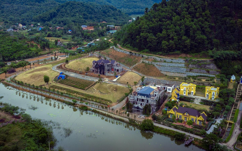 Vụ đất rừng Sóc Sơn: Biệt thự Mỹ Linh lọt danh sách vi phạm