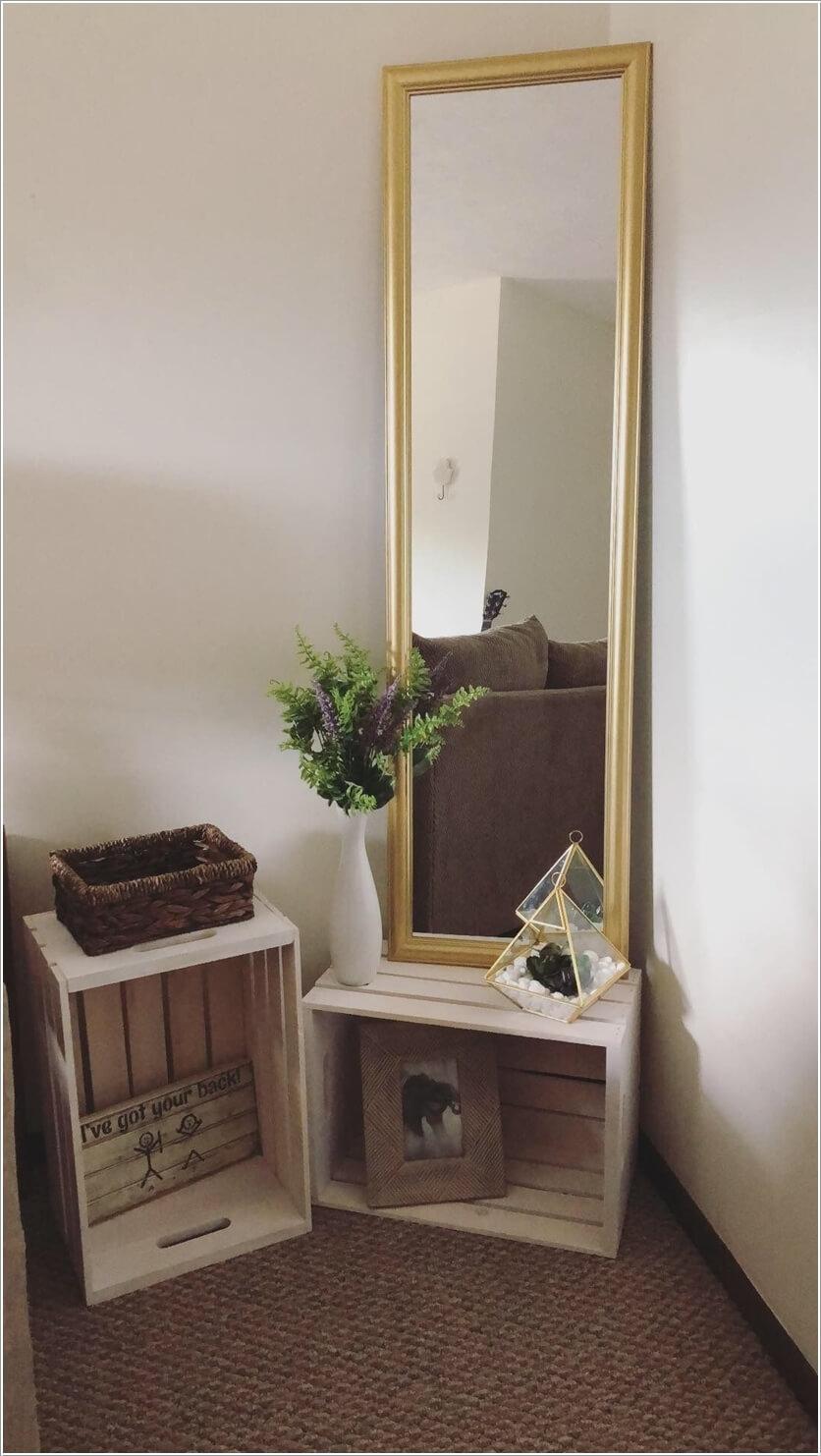 Ý tưởng trang trí căn hộ đơn giản và tiết kiệm
