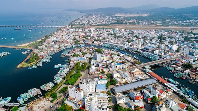 Kiên Giang xin thành lập thành phố Phú Quốc