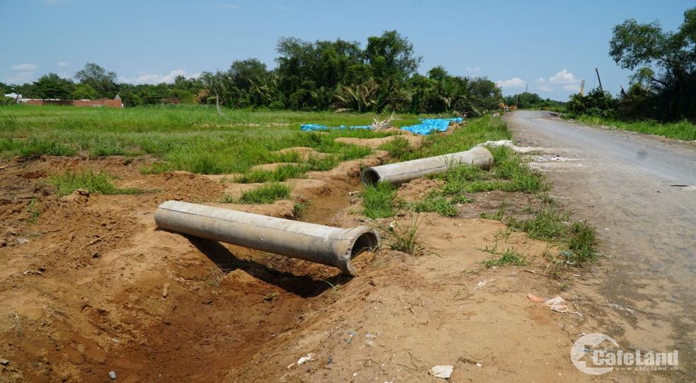 Chưa xong đền bù giải tỏa xong, dự án Senturia Nam Sài Gòn vẫn nhận đặt chổ