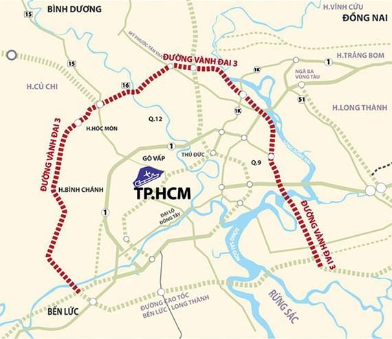 """Bình Dương """"sốt ruột"""" kết nối Đồng Nai, Đồng Nai """"nóng lòng"""" kết nối TP.HCM"""