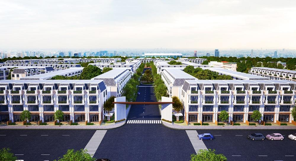 Long Thành Airport city