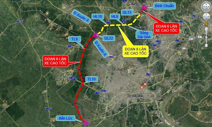 TP.HCM: Xuất hiện loạt dự án cầu-đường bộ mới tác động mạnh đến bất động sản