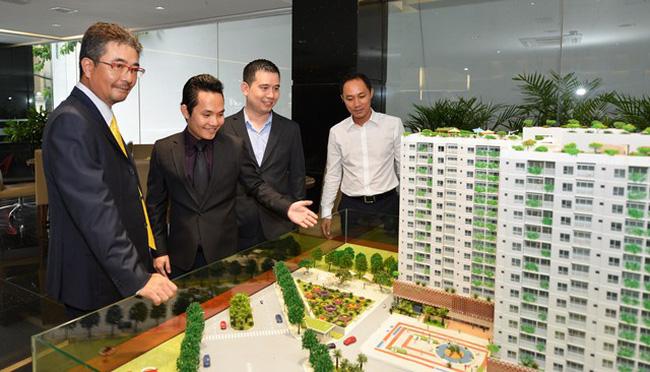 """Bất động sản Việt Nam đang là """"điểm nóng"""" trong khu vực"""