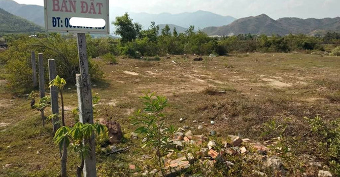 """Quay cuồng trong cơn sốt đất: """"Tháo ngòi"""" đất Bắc Vân Phong"""