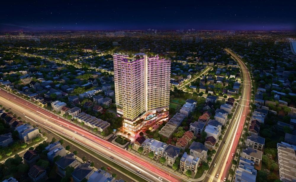 """Sắp công bố dự án căn hộ hạng sang cao nhất tại khu """"đất vàng"""" quận 6"""