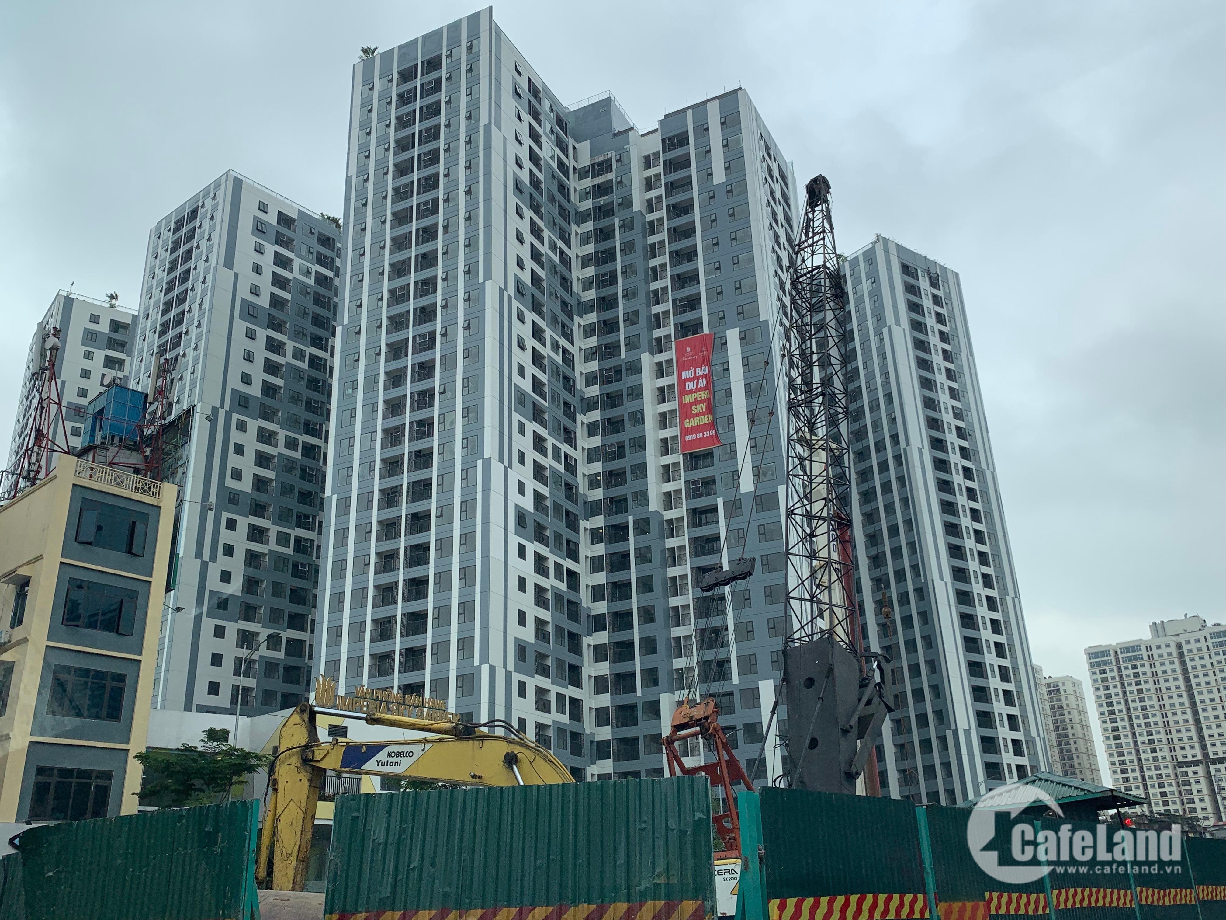 Những dự án nào hưởng lợi khi mở rộng đường Minh Khai?
