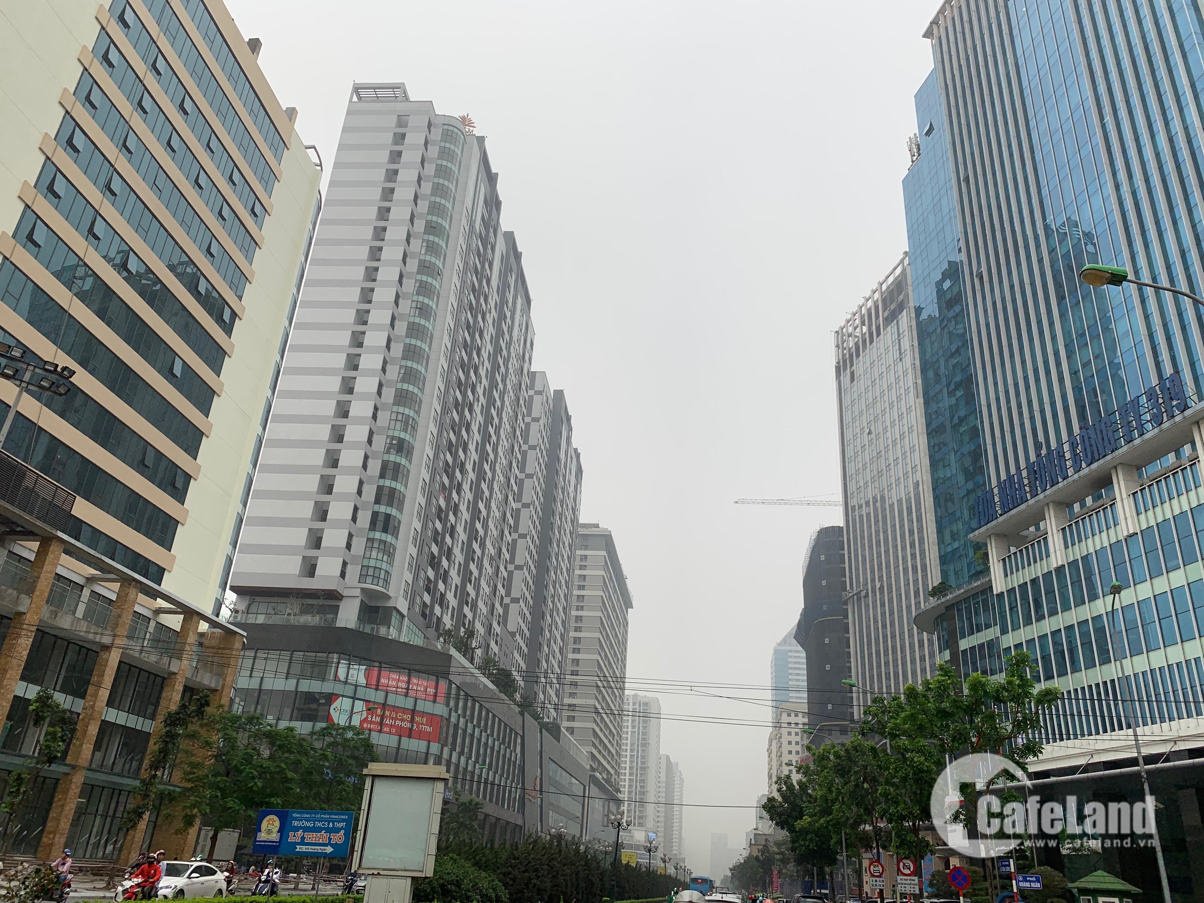 Ồ ạt xây chung cư, hạ tầng không kịp đáp ứng