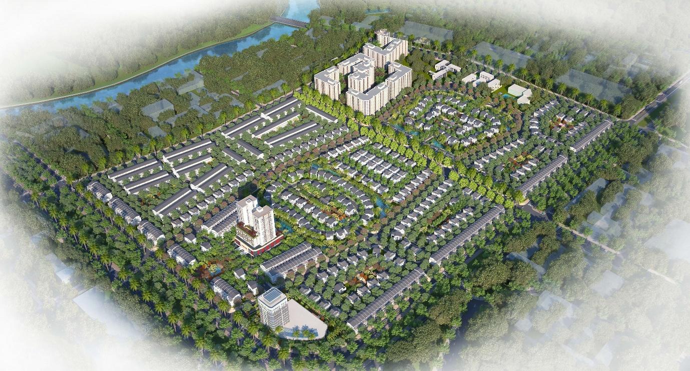 Khởi công dự án khu đô thị gần 45ha tại Thừa Thiên Huế