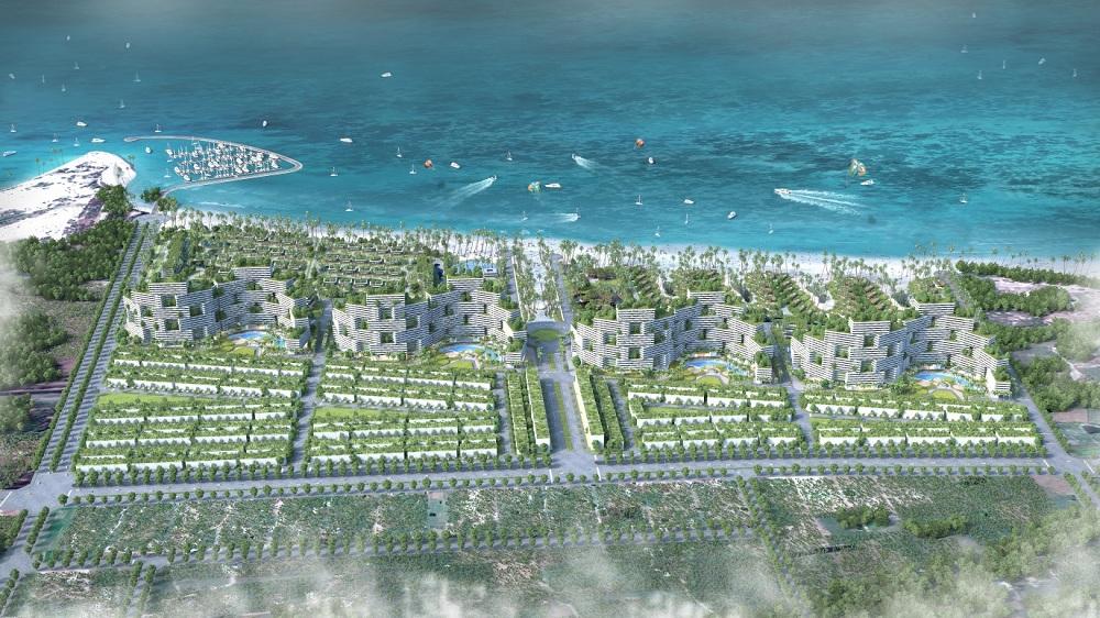 Thanh Long Bay thu hút nhà đầu tư bởi đây là cơ hội hiếm hoi để sở hữu vĩnh viễn tài sản nghỉ dưỡng đẳng cấp bên vịnh biển