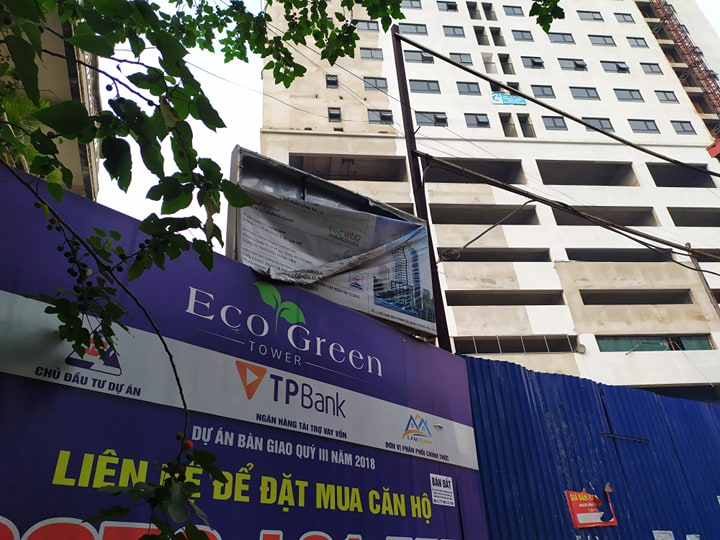 """Eco Green """"vỡ trận"""", cư dân có thể kiện ngân hàng"""