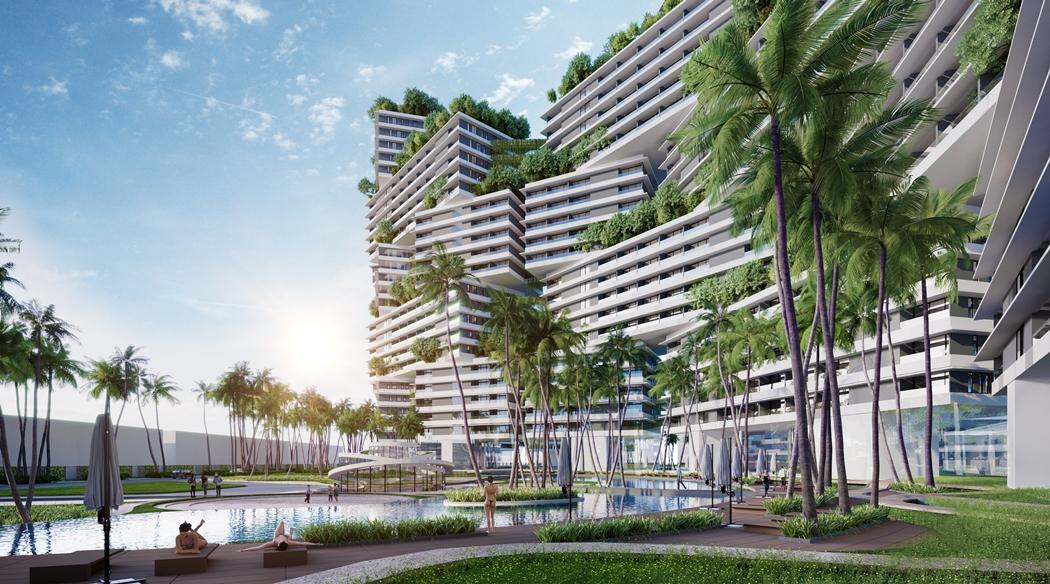 Căn hộ biển Thanh Long Bay đang hấp dẫn khách mua nhờ tiềm năng sinh lời khả quan từ cho thuê hay giá trị tài sản tăng trưởng mạnh mẽ.