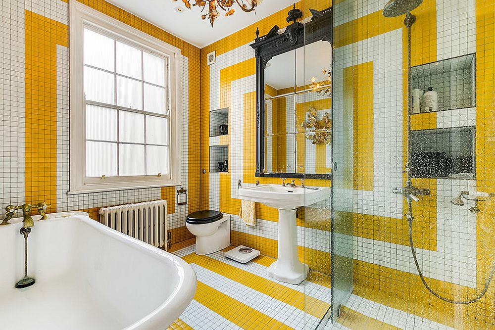 Xu hướng màu sắc cho phòng tắm năm 2019