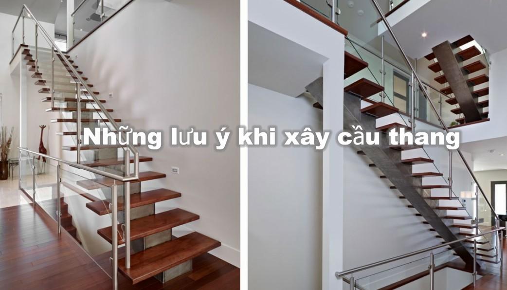 Mắc lỗi nhỏ này khi xây cầu thang sẽ làm giảm giá trị căn nhà.