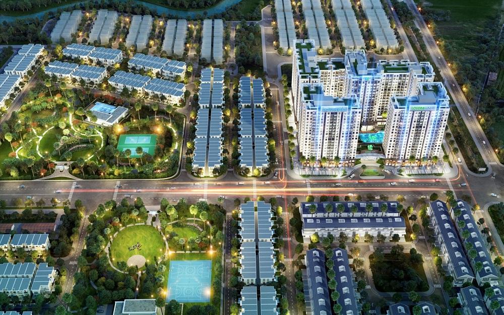 Bất động sản khu Nam TP.HCM chuyển mình mạnh mẽ cùng hạ tầng