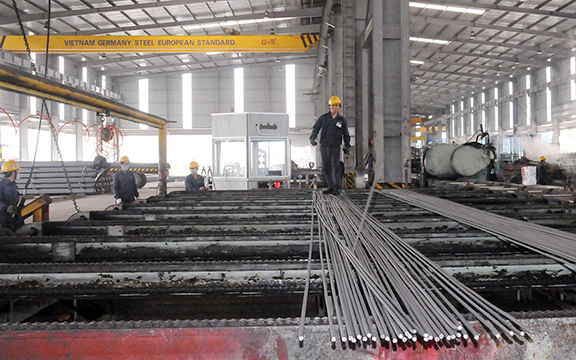Lợi nhuận ngành thép sụt giảm trong quý 2