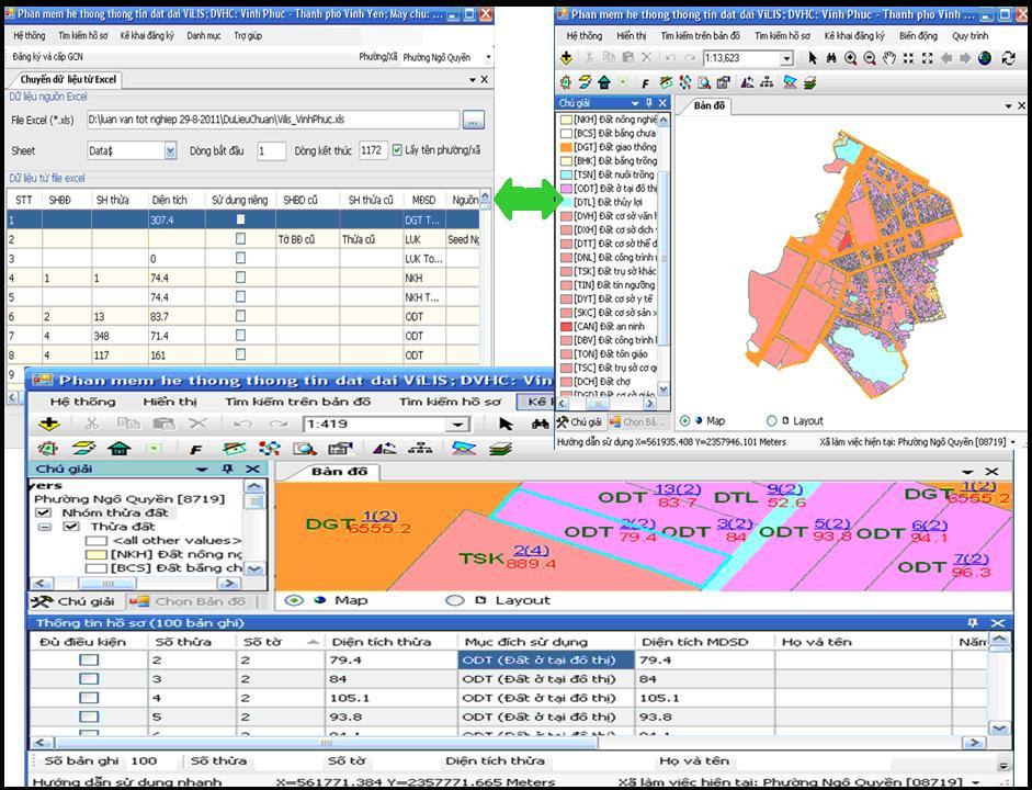 Đồng bộ, liên thông dữ liệu đất đai - tín hiệu vui cho nhà đầu tư bất động sản Đồng bộ, liên thông dữ liệu đất đai – tín hiệu vui cho nhà đầu tư bất động sản co so du lieu dat dai 1566915148