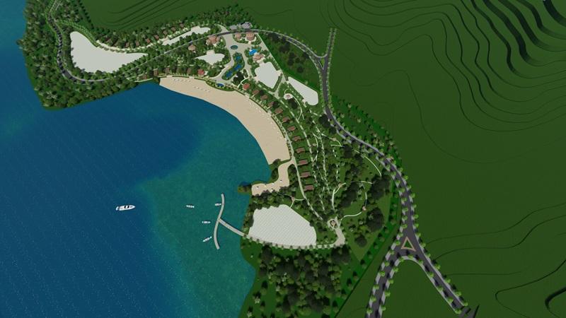 [object object] Bà Rịa – Vũng Tàu chấp thuận phương án đầu tư dự án Hòn Bà 19 ha tại Côn Đảo du an khu du lich nghi duong hon ba 1566981474
