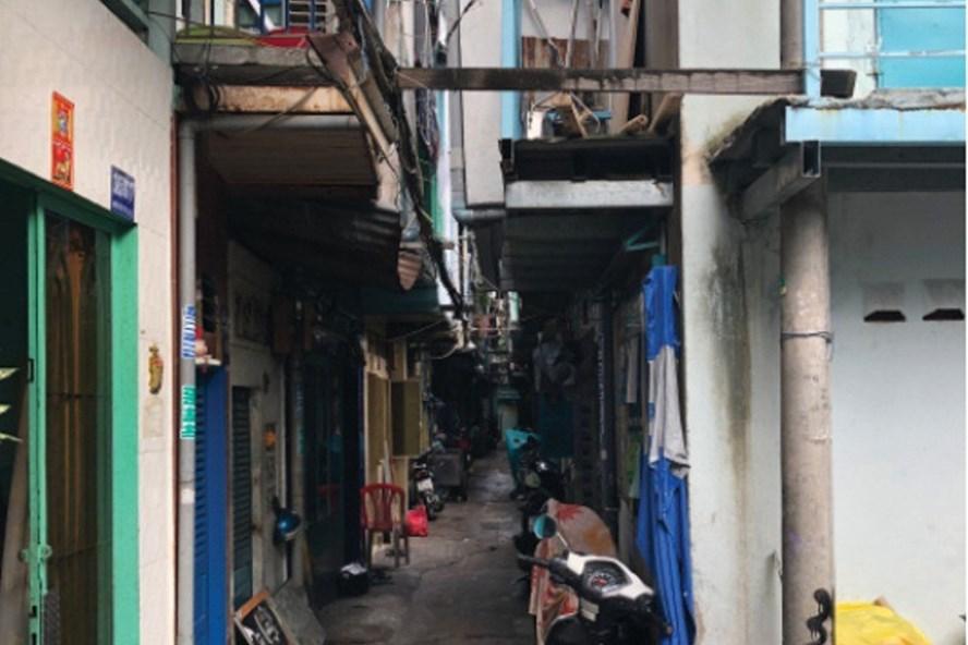 """quy hoạch treo 20 năm mả lạng: khu ổ chuột trên """"đất vàng"""" Quy hoạch treo 20 năm Mả Lạng: Khu ổ chuột trên """"đất vàng"""" 085918baoxaydung image003 1567706323"""