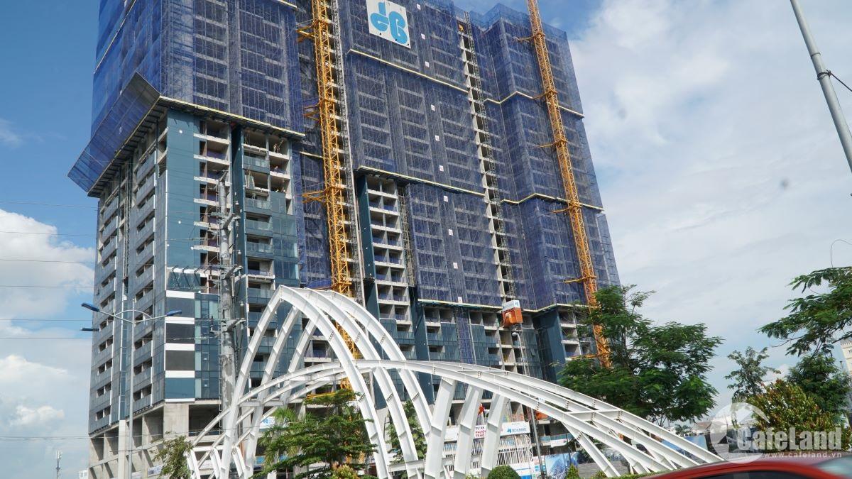 Căn hộ ở khu nhà giàu Sài Gòn có giá bao nhiêu?