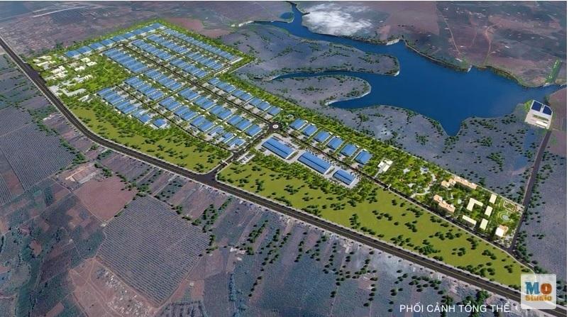 Thủ tướng chấp thuận chủ trương đầu tư khu công nghiệp Nam Pleiku