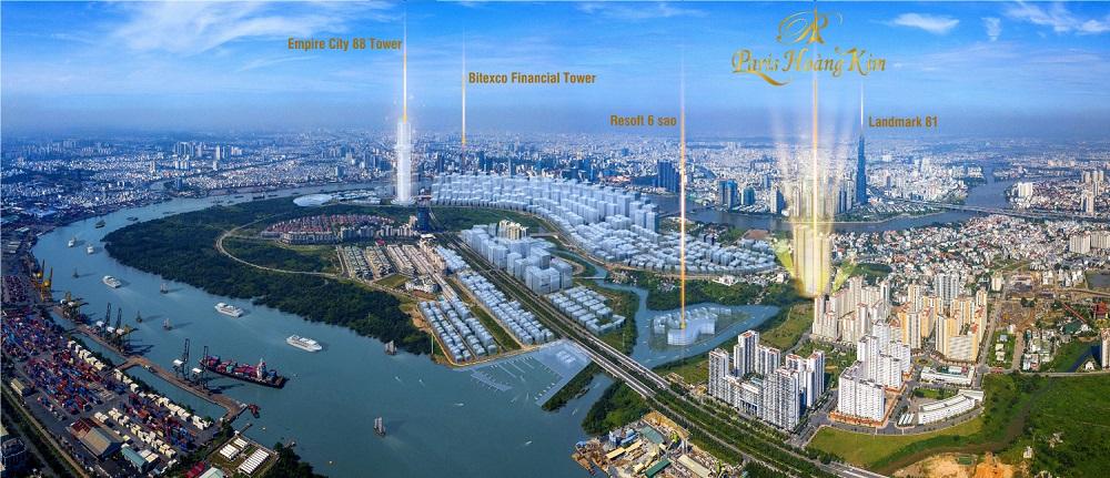 Đầu tư vào dự án nào để cho người nước ngoài thuê