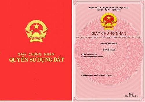 Đà Nẵng phát cảnh báo về tình trạng sổ đỏ giả Đà Nẵng phát cảnh báo về tình trạng sổ đỏ giả so do 1567850373