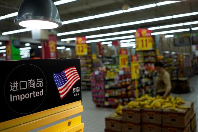 Trước ngày đàm phán Trung Quốc giảm thuế 16 mặt hàng từ Mỹ