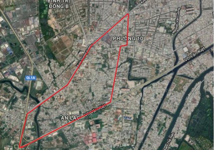 TP.HCM duyệt quy hoạch 1/2000 KDC Bắc đại lộ Võ Văn Kiệt với 273ha TP.HCM duyệt quy hoạch 1/2000 KDC Bắc đại lộ Võ Văn Kiệt với 273ha kdc bac dai lo vo van kiet 1568213803