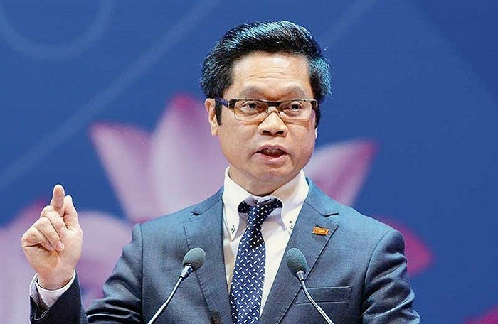 Ông Vũ Tiến Lộc, Chủ tịch VCCI