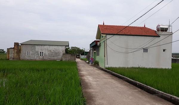khu dân cư tân lập