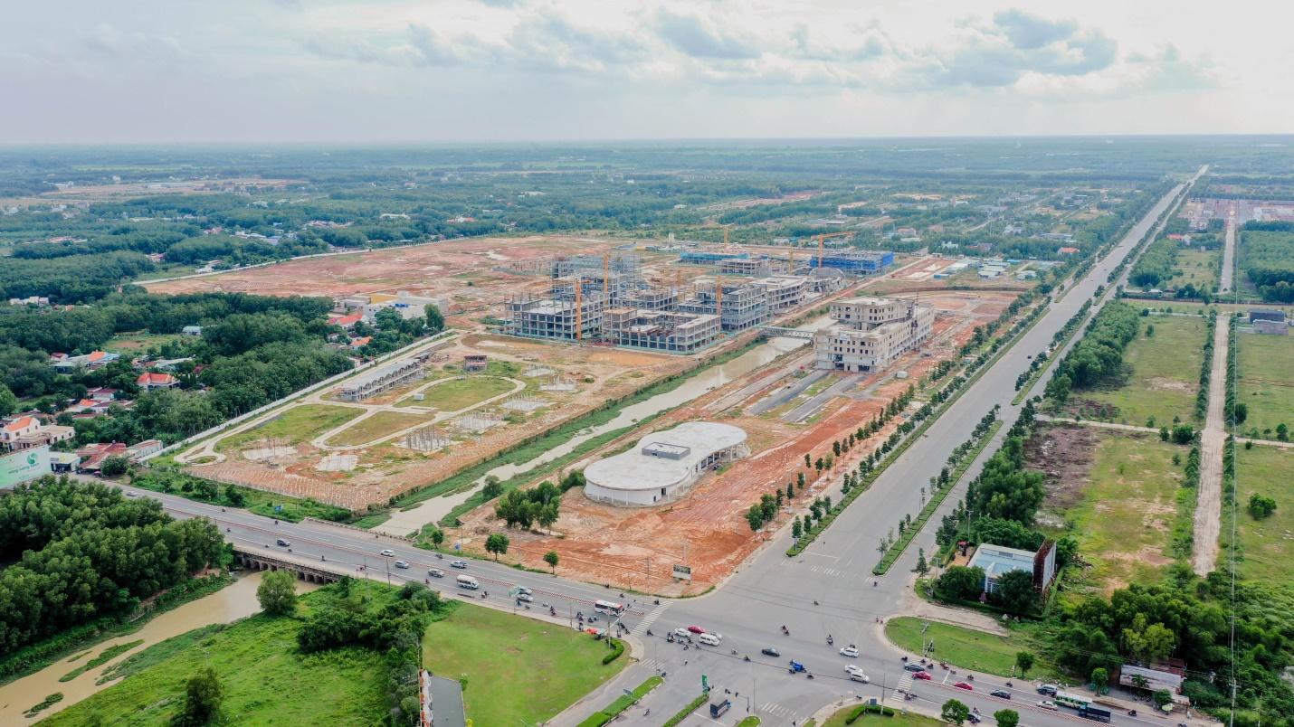 Triển khai dự án căn hộ ngay sát Đại học quốc tế lớn nhất Việt Nam ...
