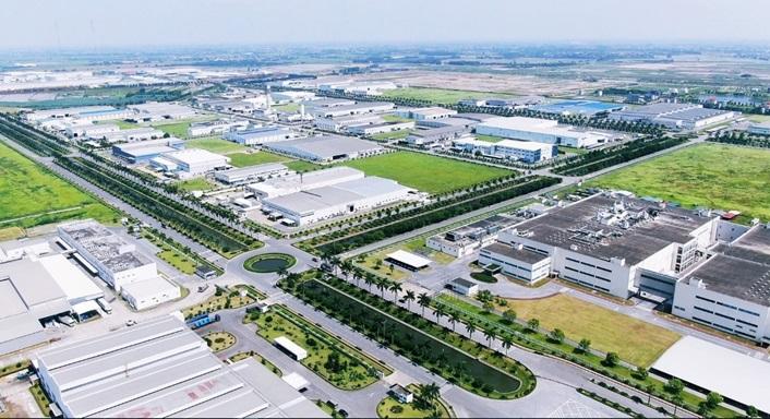 Sumitomo rót hơn 3.000 tỷ mở rộng Khu công nghiệp Thăng Long II ...