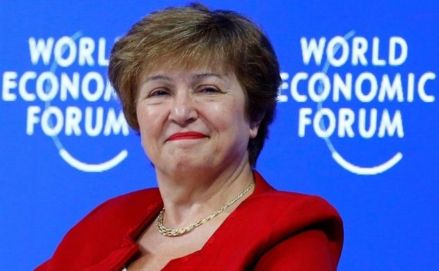 Tân Tổng giám đốc IMF Georgieva  IMF có tổng giám đốc mới kristalinageorgieva 1569575398