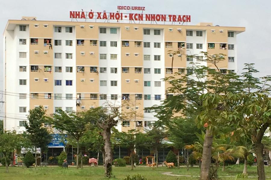 """Đồng Nai """"thừa"""" nhà thương mại, thiếu nhà ở xã hội, tái định cư nha o xa hoi nhon trach dong nai 1 1569505937"""