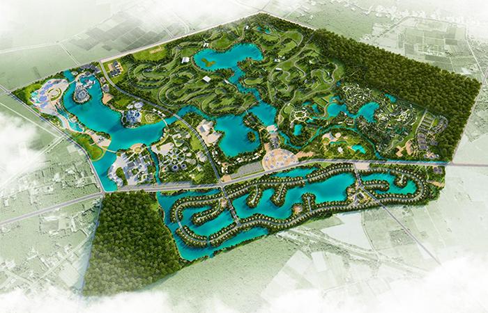 Không bố trí chức năng ở, nghỉ dưỡng trong dự án Thảo Cầm Viên Sài Gòn