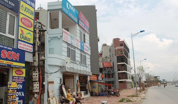 Cảnh quan hai bên tuyến đường đô thị: Điệp khúc lộn xộn chưa có hồi kết diepkhuclonxondothi510 1570270280