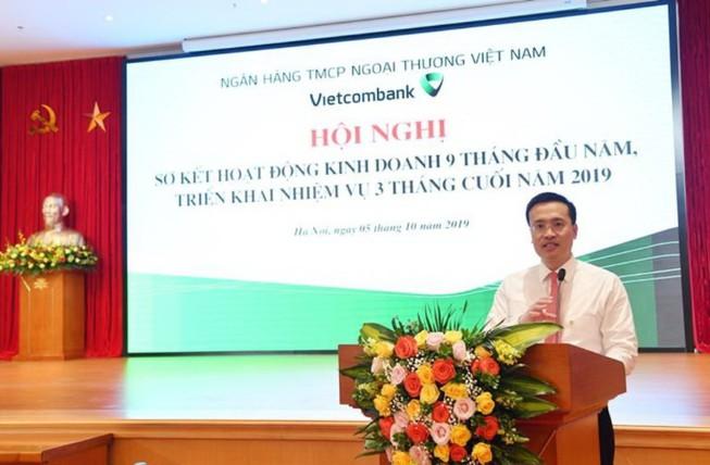 Sơ kết 9 tháng đầu năm Vietcombank  Vietcombank: 9 tháng lợi nhuận 17.250 tỷ đồng vietcombank9thang 1570443450