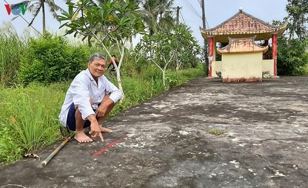 """""""Con đường 80 tuổi"""" vào đình Thạnh Phú ở Cà Mau: Có lập lờ quy hoạch? 3 1570551736"""