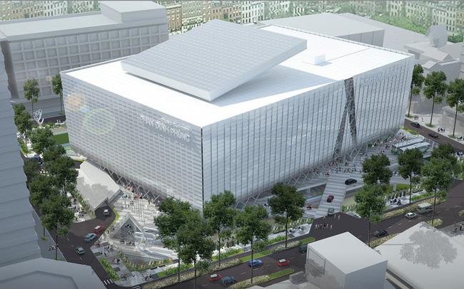 Tái khởi động dự án Xây dựng Trung tâm TDTT Phan Đình Phùng theo hợp đồng BT tai khoi dong du an trung tam the duc the thao tdtt phan dinh phung  1570546861