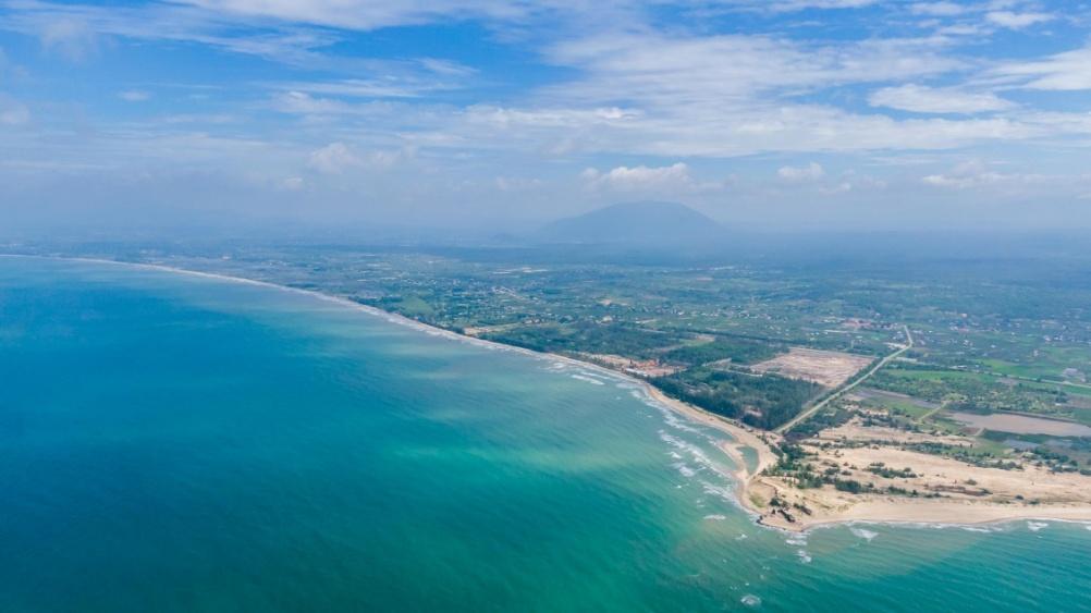 Kê Gà - thủ phủ du lịch mới của Bình Thuận đang được định hướng trở thành điểm đến đáng trải nghiệm của những du khách yêu thích thể thao biển