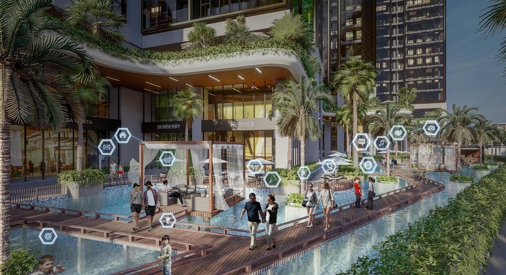 Công nghệ Smart Living 4.0 sẽ giúp Sunshine City Sài Gòn khác biệt so với các dự án khác trên thị trường hiện nay