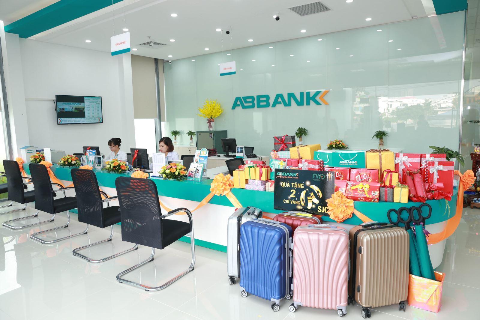 ABBank báo lãi 856 tỷ đồng 9 tháng đầu năm 2019  ABBank 9 tháng lợi nhuận đạt 856 tỷ đồng abbank 1571408446