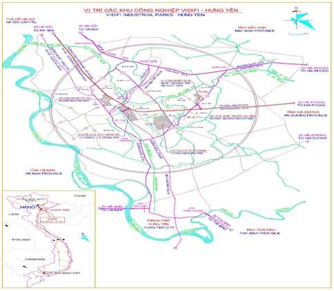 Hưng Yên: Lập quy hoạch 1/2000 khu công nghiệp hơn 317ha kcn ly thuong kiet 1571846001