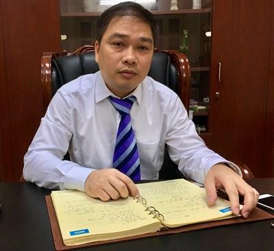 Ông Lương Hải Sinh, tân Chủ tịch VDB  TGĐ Mua bán nợ Việt Nam làm chủ tịch VDBank luonghaisinh 1571416610