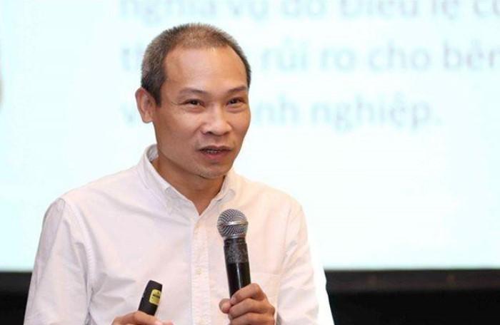 Ông Phan Đức Hiếu, Phó Viện trưởng Viện Quản lý kinh tế Trung ương